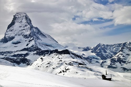 the alps  matterhorn  zermatt