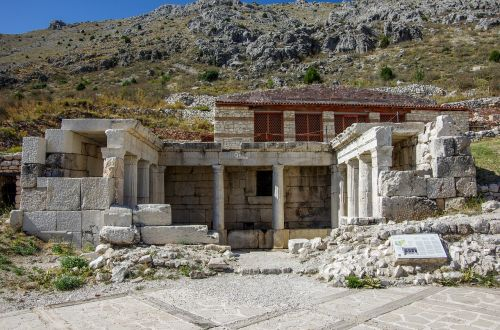 the ancient city of sagalassos burdur the history of the ancient city