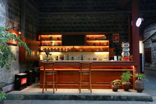 the ancient town republic of china bar