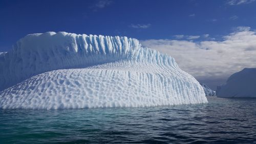 the antarctic south pole
