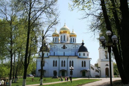 The Assumption Cathedral, Dimitrov