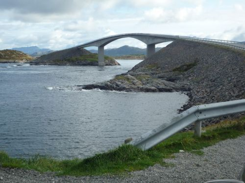 the atlantic road tender norway