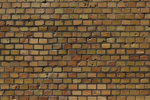 the background  unit  brick