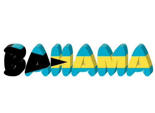 the bahamas country flag