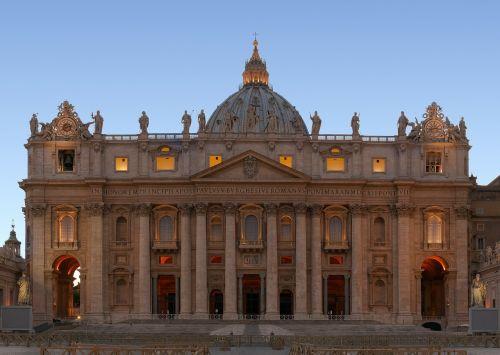 the basilica rome the vatican
