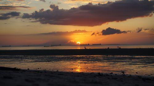 the beach of san francisco belem pará brazil