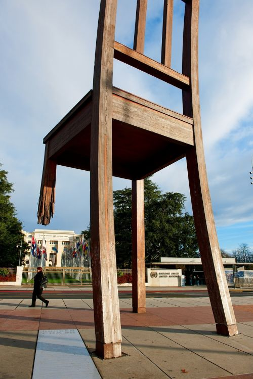 the big chair switzerland lausanne