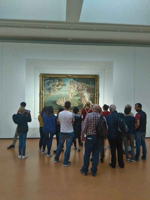 the birth of venus botticelli art