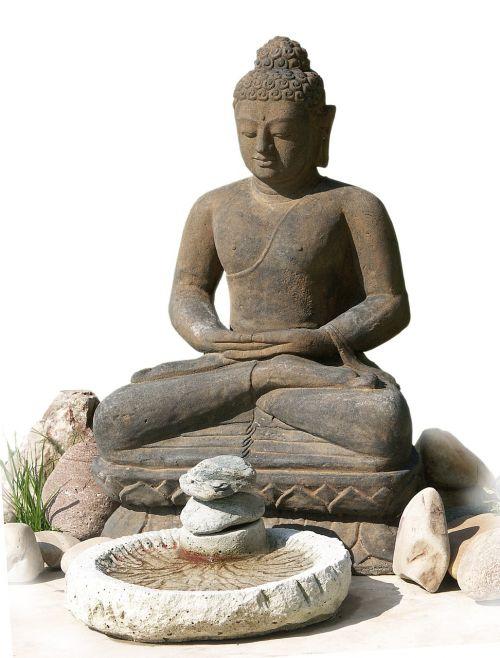 buddha meditation silence