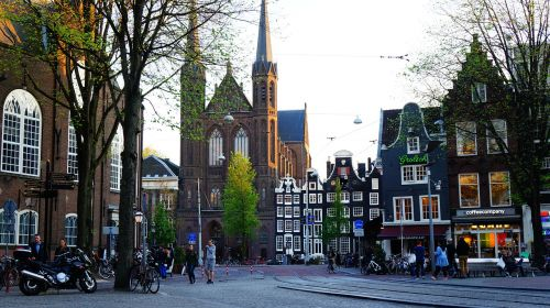 the capital of the streets netherlands
