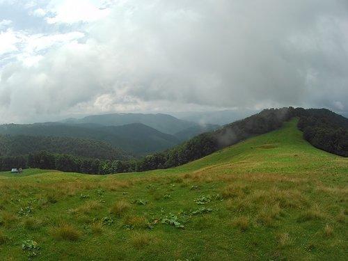 the carpathians  nature  landscape