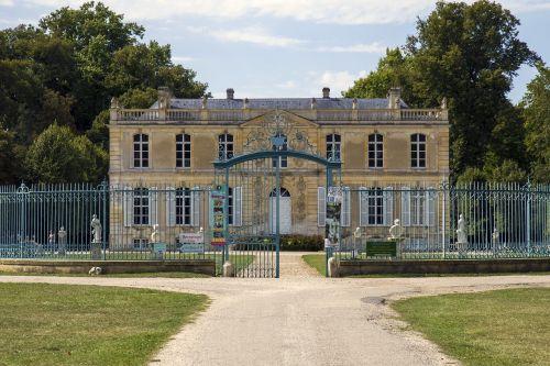 the castle of canon mezidon-canon the département of calvados