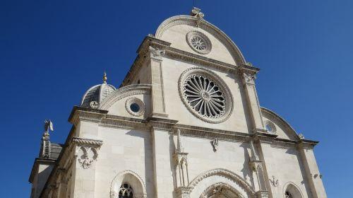 the cathedral st james sibenik