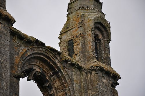 the cathedral of st andrews monument the ruins of the