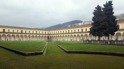 the certosa di padula  salvatore monetti  monument