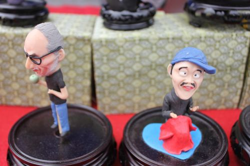 the chinese traditional culture figurines handmade trinkets