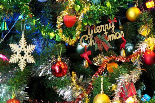 the christmas tree decorate a christmas tree festival