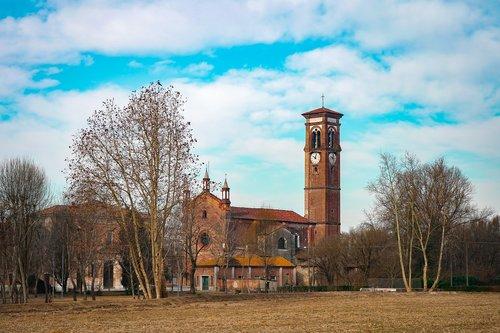 the church of san michele  the church of san nicola  1400