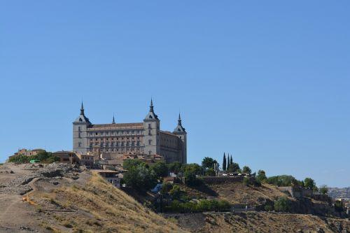the city of toledo spain tourism