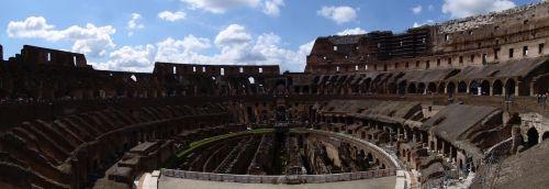 the colosseum colosseo roman
