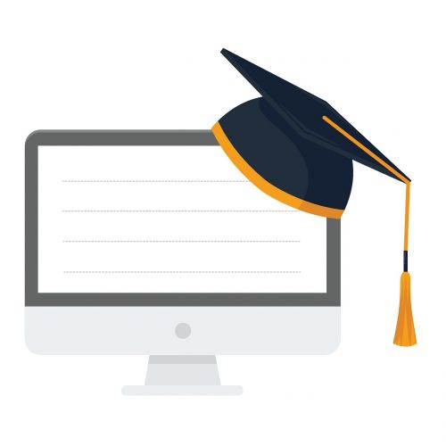 the computer learning graduation