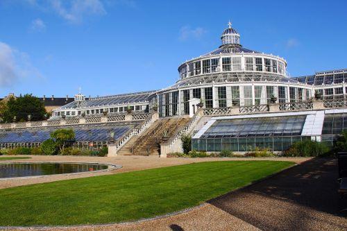 the copenhagen university gardens garden danish