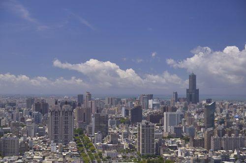 the digital future the kaohsiung sky