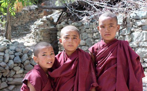 the disciples budhisti children