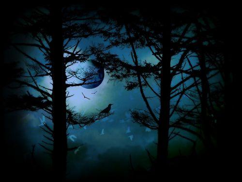 the edge of twilight moon fantasy