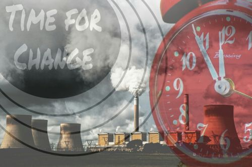 the eleventh hour time for change time for a change