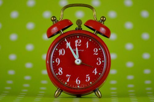 the eleventh hour disaster alarm clock