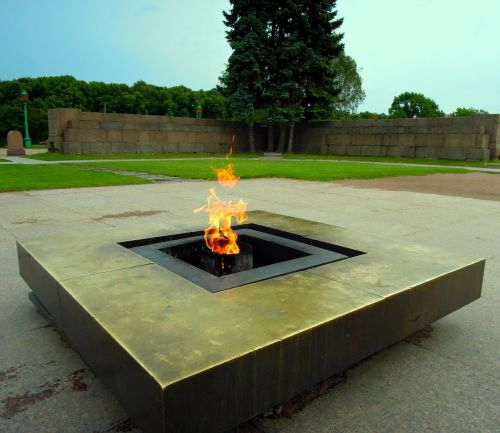 the eternal flame memory victory day