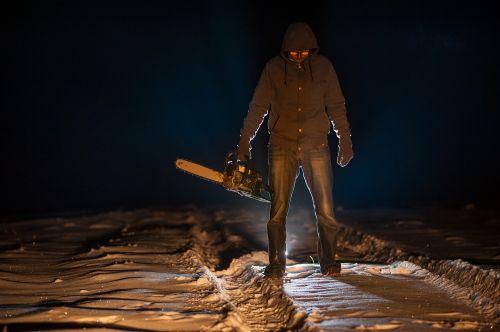 the fear way night