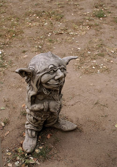 figūrėlė,vaikinas,charakteris,gnome,Troll,ludek,skulptūra,mitai,legenda,ornamentas
