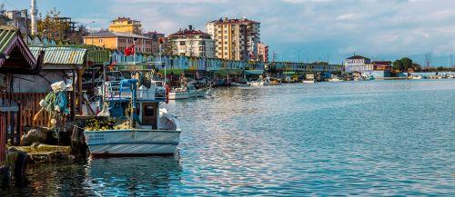 the fishermen port are tekle