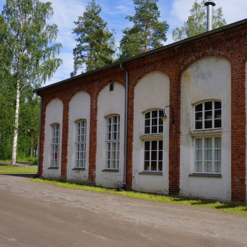 the former factory desert arkkitehtoorinen