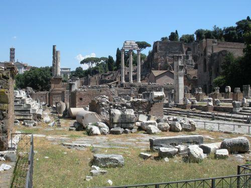 the forum rome forum