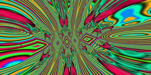 the fourth dimension fractal noise