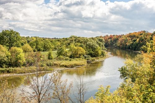 the grand river waterloo ontario