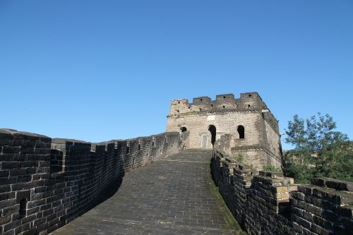 the great wall the great wall at mutianyu china