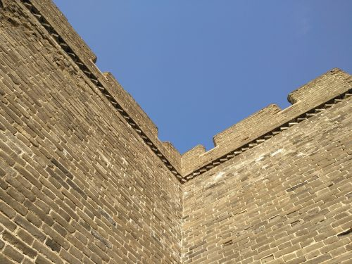 the great wall quaint brick
