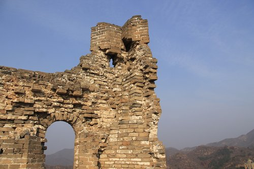 the great wall  the great wall of china  user-music photography