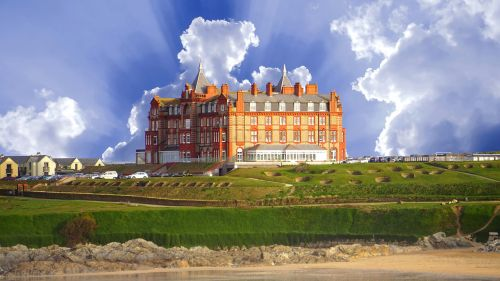 the headland hotel newquay uk