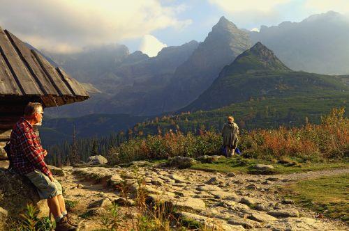 the high tatras mountains tatra poland