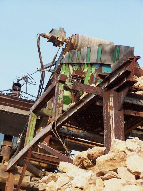 the industry machine equipment