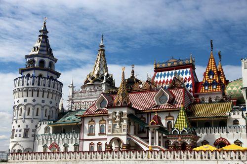 the izmailovo kremlin museum history