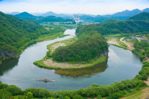 the korean peninsula the terrain of the korean peninsula gangwon do