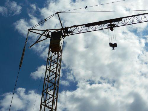 the lift hook scaffolding