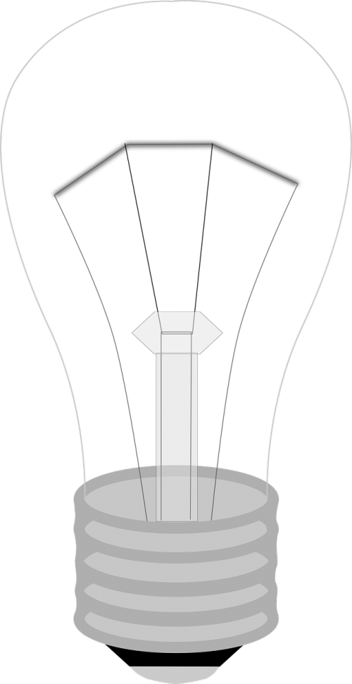 the light bulb light replacement lamp