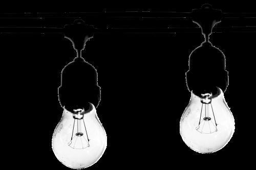 the light bulb light bulb light